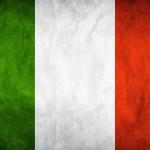 UC Italian American Foundation - Italy Flag