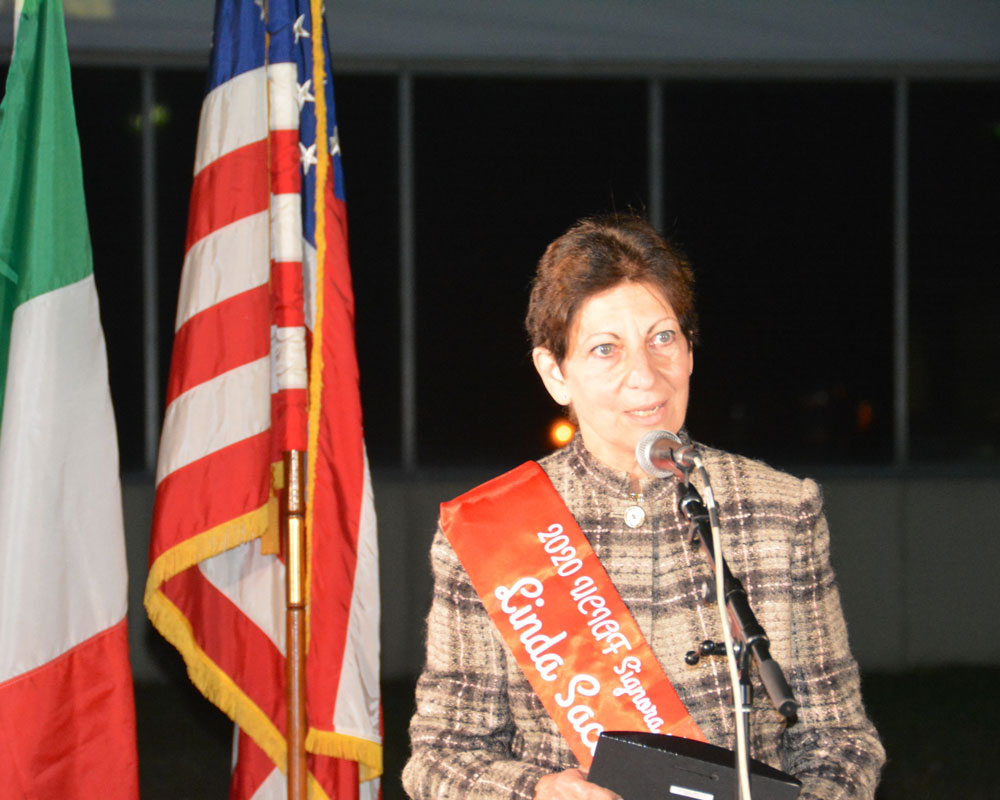 Signora of 2020 Linda Saccoman